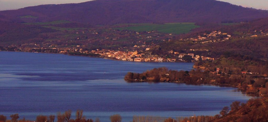 Lake of Bracciano